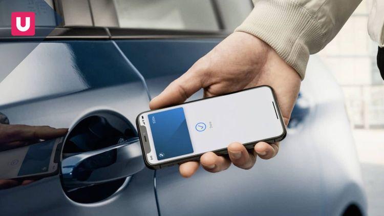Metti in moto con il tuo cellulare: è arrivato Apple CarKey